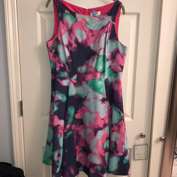 kate spade Dresses & Skirts - 🔥OFFER🔥Kate Spade watercolor floral abstract 👗